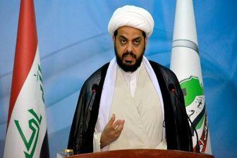واکنش «قیس الخزعلی» به مواضع «عبدالمهدی» علیه رژیم صهیونیستی