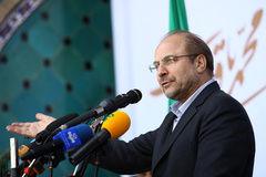 قالیباف: افتتاح صدر به مهر میرسد
