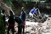 گور جمعی ۱۲ مسلمان در بوسنی کشف شد