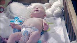 زمان تعویض پوشک نوزاد با اساماس