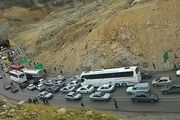 آخرین وضعیت جوی و ترافیکی محورهای شمالی کشور