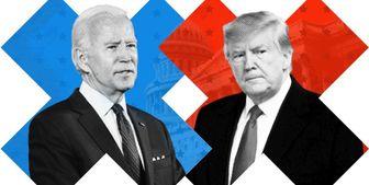 کاهش فاصله ترامپ و بایدن در نظرسنجی های جدید