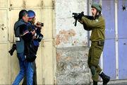 شلیک نظامیان اشغالگر صهیونیست به خبرنگار العالم