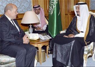 انعقادقراردادهای تسلیحاتی بین عربستان و فرانسه
