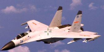 رهگیری 16 جنگنده چینی از سوی نیروی هوایی مالزی