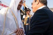 سفر ناگهانی ولیعهد ابوظبی به مصر
