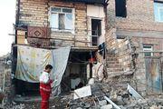 زلزله در آذربایجان شرقی/ گزارش تصویری