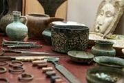 کشف عتیقه پنج هزار ساله