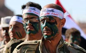 انصارالله چند هزار نیروی نظامی دارد +عکس