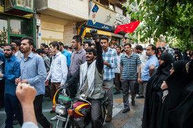 واکنش پلیس پایتخت به تجمع غیرقانونی معترضین به وضعیت حجاب