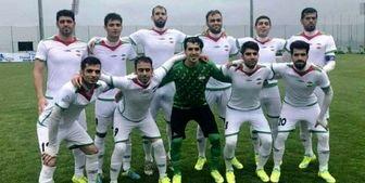 تیم ملی فوتبال ناشنوایان ایران المپیکی شد