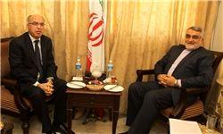 بروجردی فاش کرد / درخواست آمریکایی ها از ایران