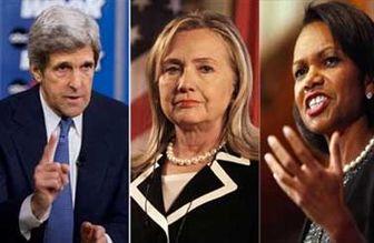 وزیران خارجه آمریکا و ۲۰ سال مذاکرات شکست خورده