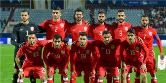 مشخص شدن لیست بحرین برای دیدار با ایران