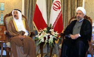 کویت از ایران گاز خریداری میکند