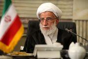 آیتالله جنتی: آمریکا دست به حماقت جنگ با ایران نمیزند
