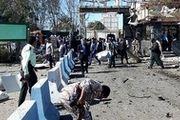 شدت موج انفجار در حادثه تروریستی چابهار +عکس
