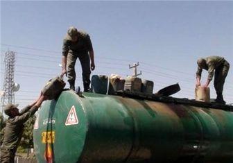 کشف ۶۰هزار لیتر گازوئیل قاچاق در غرب پایتخت