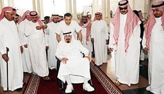اخبار ضد و نقیض درباره وخامت حال شاه سعودی