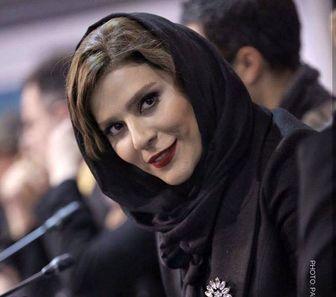 لبخند دلنشین سحر دولتشاهی /عکس