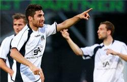 یک ایرانی بهترین بازیکن هفته لیگ هلند