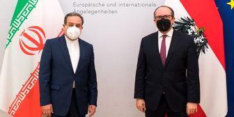 جزئیات دیدار عراقچی با وزیر خارجه اتریش