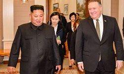 نظر کیم جونگ اون درباره مذاکره با پمپئو