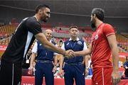 تیم ملی والیبال ایران ۱ - مصر ۳/ شکست ناباورانه بلندقامتان در دومین گام