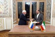 امنیت اطلاعات، محور سفر فرستاده پوتین به تهران