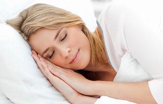 خوابیدن در عرض یک دقیقه با تکنیکی ساده