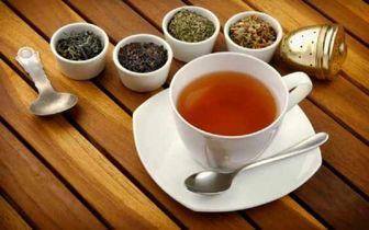 چگونه نوشیدن چای داغ