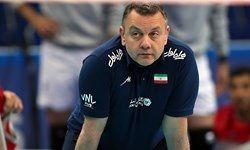 کولاکوویچ: والیبالیستهای ایران آماده هستند