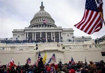 شناسایی یک کهنهسرباز آمریکایی در میان اشغالگران کنگره