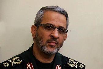 سردار غیبپرور: همکاری اطلاعاتی عربستان و اسرائیل علیه ایران