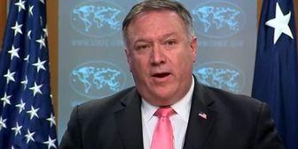 هشدار تو خالی مایک پامپئو به ایران