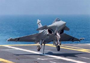 آمادگی جنگندههای فرانسه برای حمله به سوریه