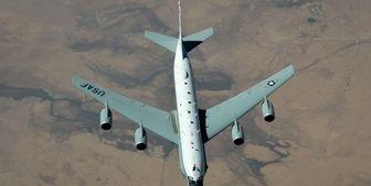 لو رفتن ماموریت هواپیمای فریبکار آمریکا