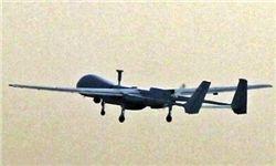 سقوط هواپیمای جاسوسی اسرائیل در لبنان