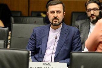 ایران به قطعنامه شورای حکام واکنش مقتضی و مناسب نشان خواهد داد