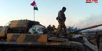 درگیری شدید ارتش سوریه و «جبهه النصره»