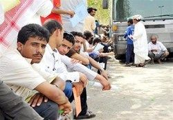نقض حقوق یمنیها در عربستان