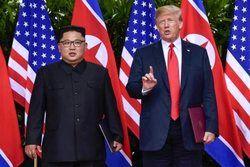 کیم جونگ اون: به دنبال تحقق نتیجه در دومین دیدار با ترامپ هستیم