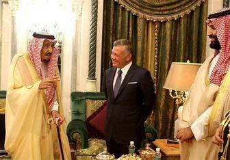 نقش عربستان در حوادث اردن