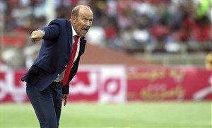 ابلاغیه کمیته انضباطی فدراسیون فوتبال خطاب به کالدرون
