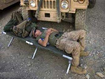 لنگر آمریکا در خاک عراق
