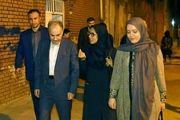 بازدید شبانه شهردار تهران از نقاط آسیب خیز شهر