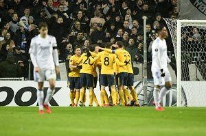 نتایج مسابقات لیگ اروپا