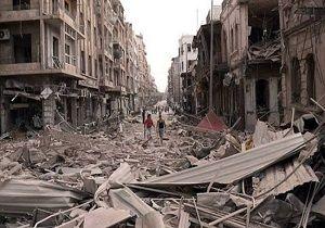 چند درصد از خاک سوریه در کنترل نیروهای مقاومت است؟