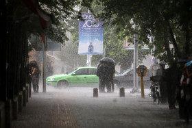 بارندگی در چه شرایطی باعث بهبود کیفیت هوا میشود؟