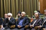 جلسه بررسی استعفای شهردار تهران/ گزارش تصویری